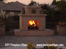 Pima Fireplace