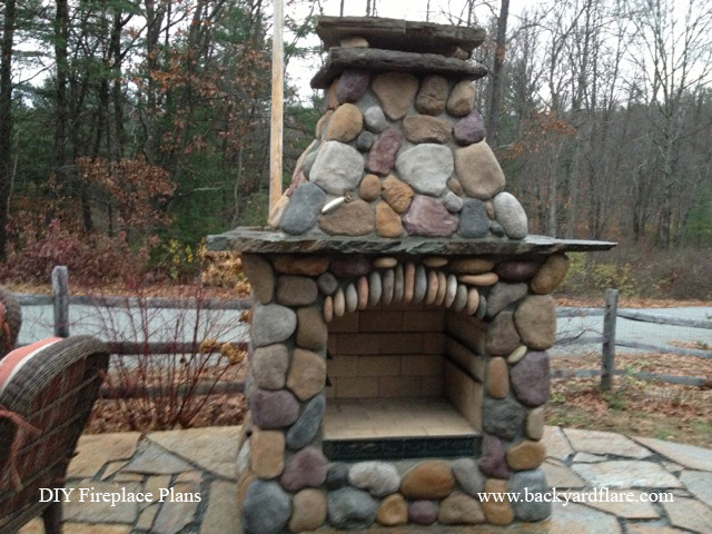 Custom Designed  Fireplace